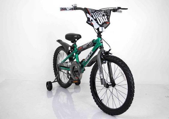 Велосипед NEXX BOY-20 Green Splash