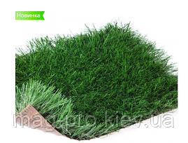 Искусственная трава для  футбольного поля  - 60мм.Тurf Grass Испания, фото 3