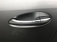 Ручка двери передняя левая Mercedes w164 x164