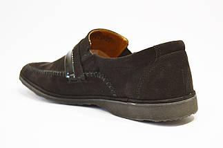 Легкие замшевые туфли Tapi 1544, фото 2
