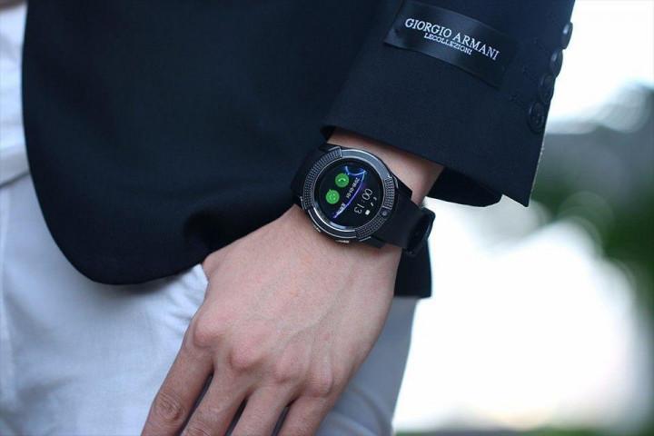 Смарт-часы UWatch V8 часофон