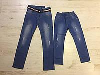 Джинсовые брюки для мальчиков Seagull 116-146 см