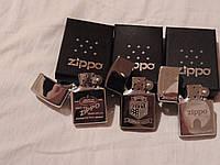 Зажигалка Zippo зеркальная, фото 1