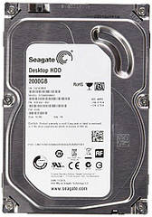 "Жесткий диск Seagate Desktop HDD 7200.14 2TB 7200rpm 64MB ST2000DM001 3.5 SATAIII ""Over-Stock"""