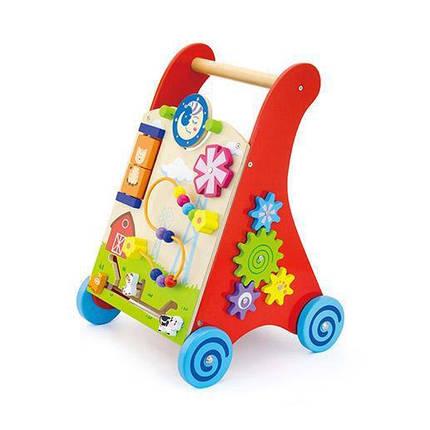 Ходунки-каталка Viga Toys (50950), фото 2