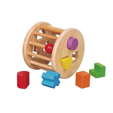 "Сортер Viga Toys ""Цилиндр"" (54123VG), фото 2"