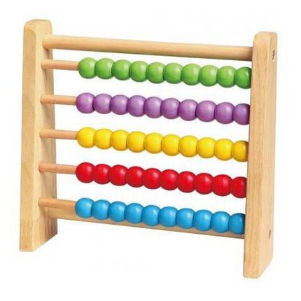 """Развивающая игрушка Viga Toys """"Счеты"""" (54224VG), фото 2"""