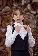 Жилет школьный для девочки Zironka 9540-1, фото 1