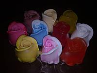 Бутон розы в 3D-40 грамм