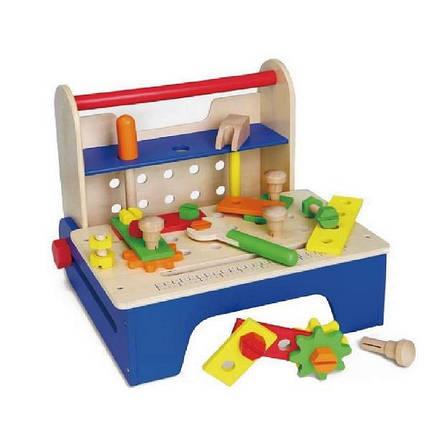 "Игрушка Viga Toys ""Ящик с инструментами"" (59869), фото 2"
