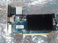 ВИДЕОКАРТА Pci-E RADEON HD6450 на 1GB с ГАРАНТИЕЙ ( видеоадаптер HD 6450 1 GB DDR3 ) c HDMI и ГАРАНТИЕЙ