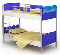 Двухъярусная кровать Od-12 Ocean