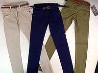 Летние брюки для мальчика двухцветные