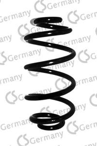 Пружина задняя Volkswagen Passat B5 (d14.1 h290mm) KEMP