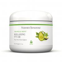 Relaxing TT Oil Обезболивающее масло при травмах и растяжениях