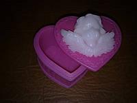 Мыло шкатулка в 3D-70 грамм