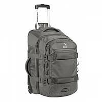 Сумка-рюкзак на колесах Granite Gear Cross Trek W/Pack 74 Flint/Сhromium