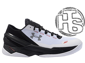 Мужские кроссовки Under Armour Curry 2 Low Black/White/Grey