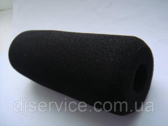Ветрозащита 125mm для  микрофона-пушки Sony, Panasonic, JVC, Canon 190p, 180a, 250p, 1000c, 180, 390p, 198p