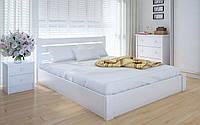 Деревянная кровать Эко плюс с механизмом 90х190 см. Meblikoff