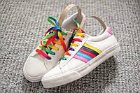 Женские кроссовки Adidas Original Colorful весна  36-41