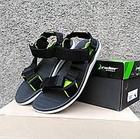 Мужские сандалии Rider RX Sandal черные