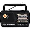 Радиоприемник KIPO-KB 409AC, фото 4