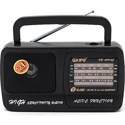 Радіоприймач FM Радіо KIPO KB 409AC