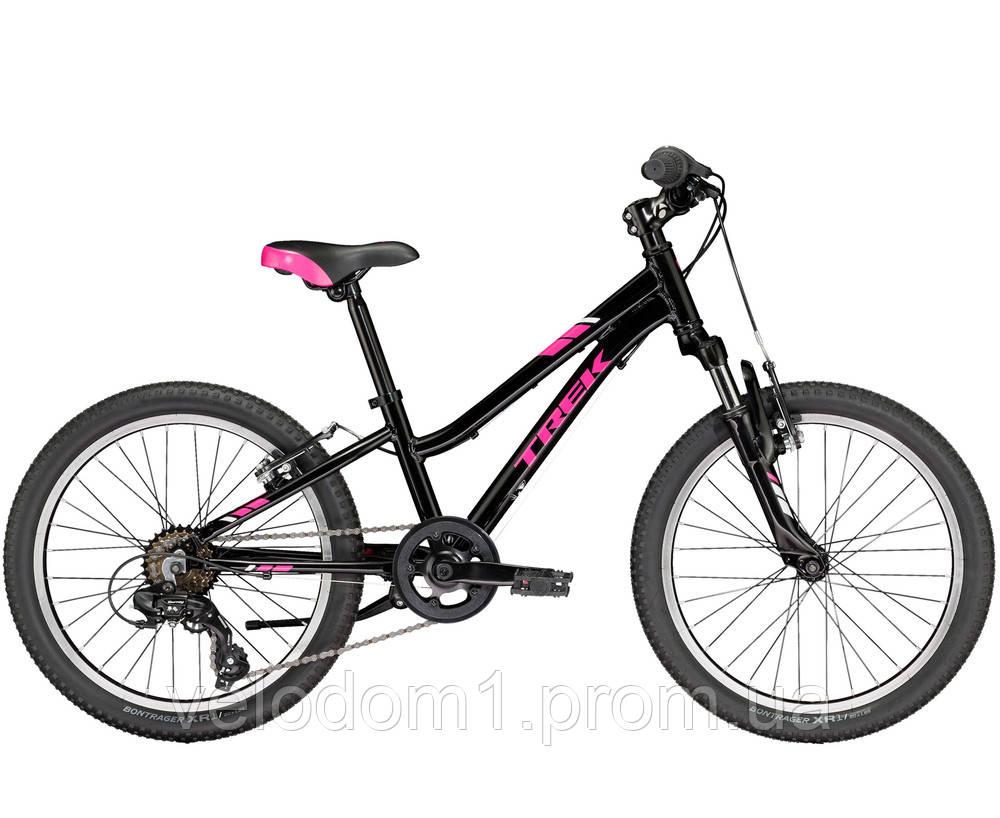 "Велосипед Trek Precaliber 20"" 6-ск Girls чрн 2018"