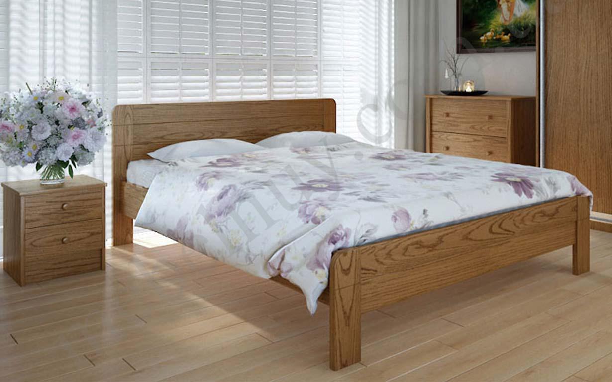 Деревянная кровать Марокко 90х190 см ТМ Meblikoff
