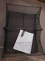 Раколовка прямоугольная, верши,60Х45Х20 см