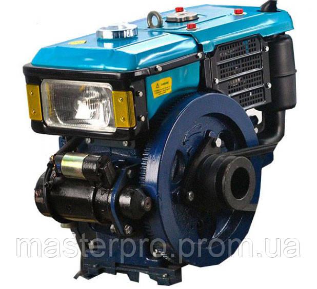Двигатель дизельный Zubr R190NDL