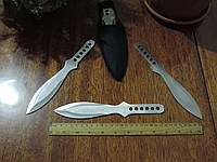 """Нож метательный спортивный (набор 3 ножа) """"Спорт классика"""", фото 1"""