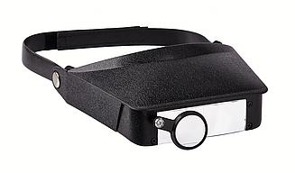 Специальный наголовник , встроенная линза, ювелирные очки, бинокулярная лупа, увеличение в 4.8 раз