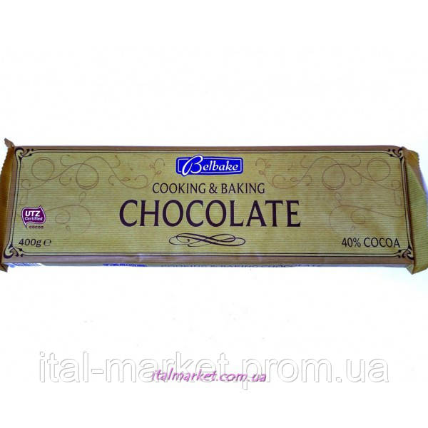 Шоколад для готовки Coocing & Bacing Chocolate 400 г