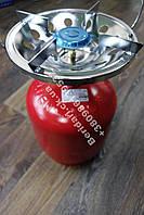 Портативная газовая печка ,примус  с горелкой  5л,Италия