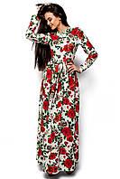 Платье в пол Техас, фото 1