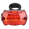 Велосипедная Фара фонарь набор 2 шт, фото 2