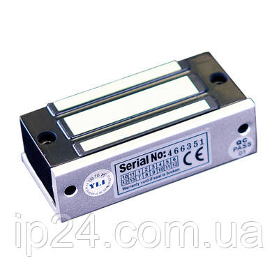 Магнитный замок Yli Electronic YM-60 для системы контроля доступа