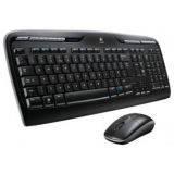 Бездротова клавіатура і мишка Logitech Desktop MK330 Ru (920-003995)