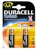 Батарейки Duracell LR06 MN1500 2 шт.  ( 81267329 )