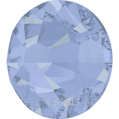 Кристаллы Сваровски клеевые холодной фиксации 2058 Air Blue Opal