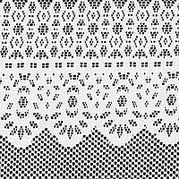 Гардинное полотно фиранка крокс 113115