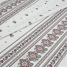 Ткань скатертная рогожка 100% хб 137226