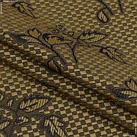 Декор-гобелен  букетик старое золото,коричневый 145177, фото 1