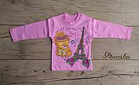 Кофта розовая Мишка  Bon Jour