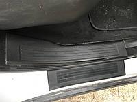 Накладки порога внутренние Mercedes w164 Ml-class