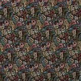 Гобелен раміна квіти 145011, фото 2