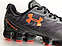 Мужские кроссовки Tenis Under Armour Scorpio 2 Black Wt Orange, фото 3