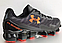 Мужские кроссовки Tenis Under Armour Scorpio 2 Black Wt Orange, фото 5
